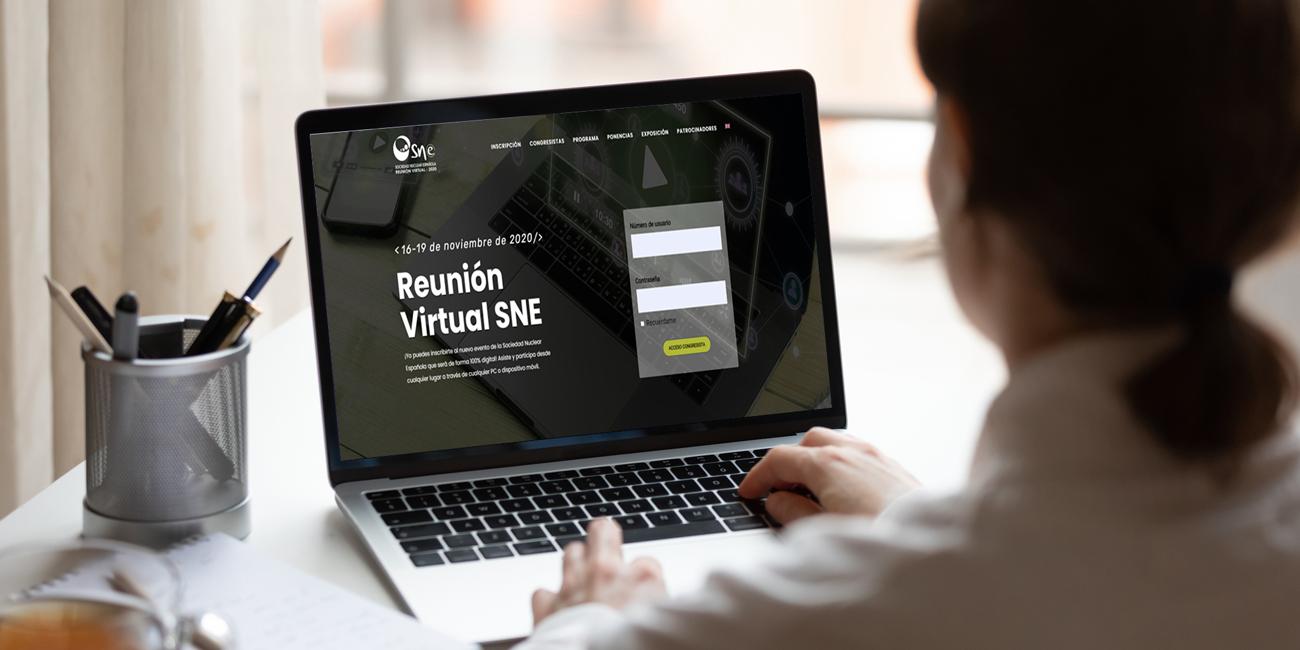 Reunión Virtual Sociedad Nuclear Española GDES