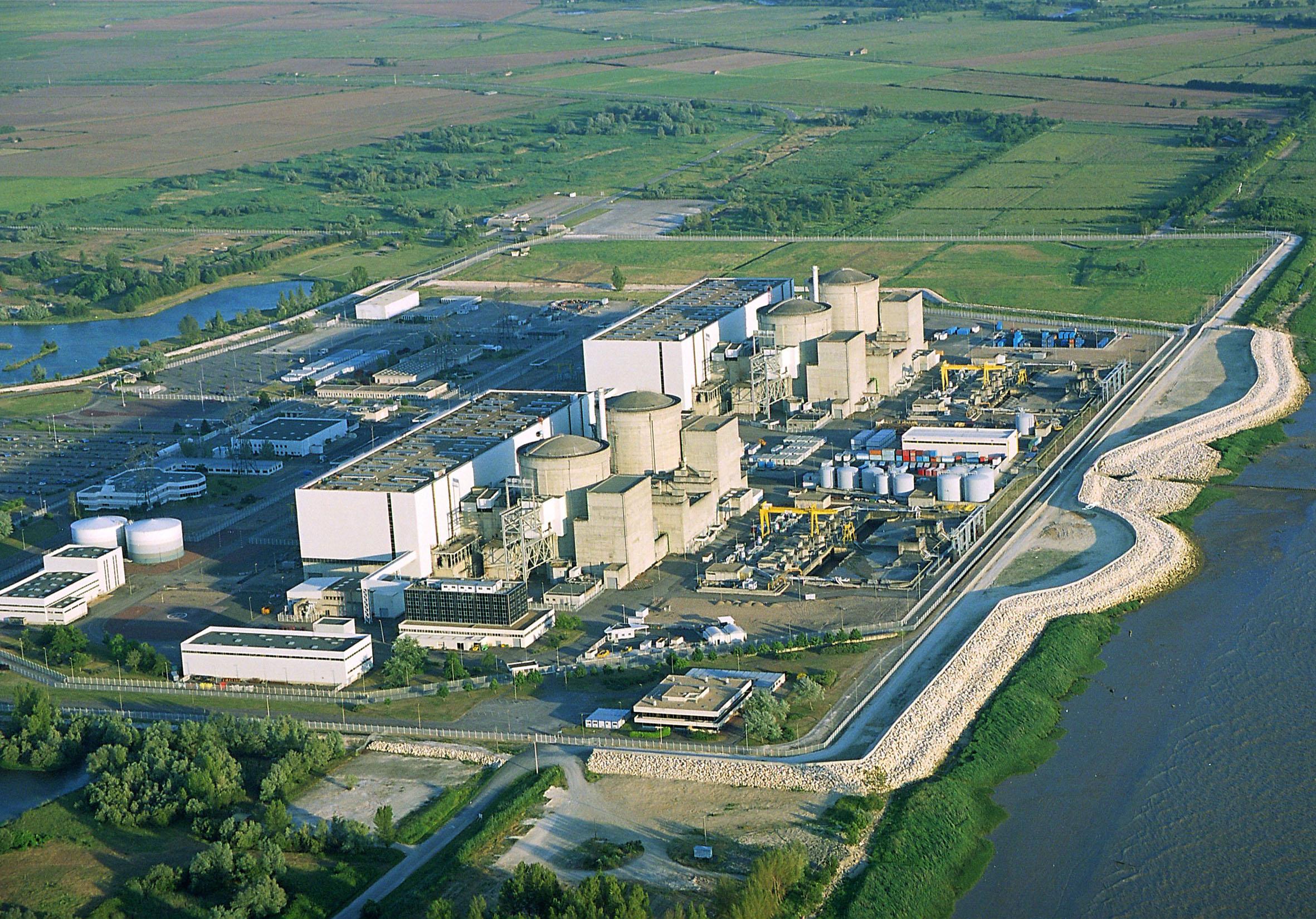GDES, responsable del mantenimiento de superficies del 21% del parque nuclear de Francia